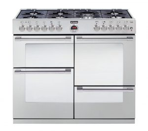 Stainless Steel Stoves Sterling R1100DFT Dual Fuel Range Cooker Review