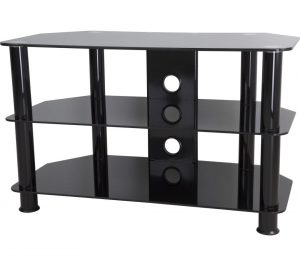 Black AVF SDC800CMBB 800 mm TV Stand Review