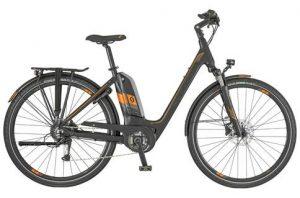 Scott E-Sub Active Unisex 2018 Electric Hybrid Bike Review