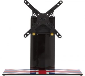 Union Jack AVF B200UK 450 mm TV Stand with Bracket Review