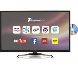 JVC LT-32C785 32 inch Smart LED TV with Built in DVD Player Review