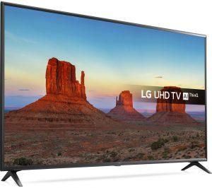 LG 55UK6300PLB 55 inch Smart 4K Ultra HD HDR LED TV Review