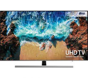 Samsung UE75NU8000 75 inch Smart 4K Ultra HD HDR LED TV Review