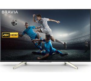 SonyBRAVIA KD43XF8577SU 43 inch Smart 4K Ultra HD HDR LED TV Review