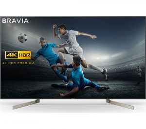 Sony BRAVIA KD55XF9005 55 inch Smart 4K Ultra HD HDR LED TV Review
