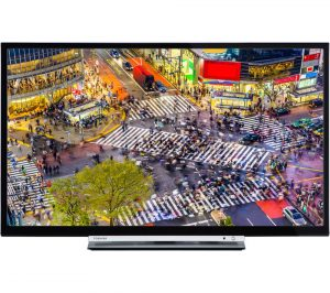 Toshiba 24D3753DB 24 inch Smart LED TV with Built-in DVD Player Review