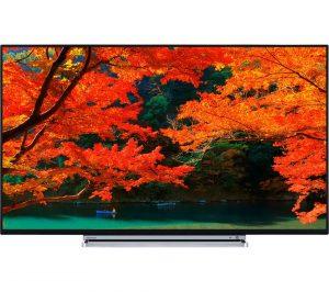 Toshiba 43U5766DB 43 inch Smart 4K Ultra HD LED TV Review
