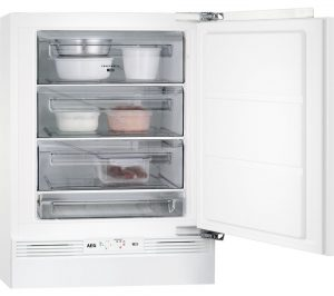 AEG ABB6821VAF Integrated Undercounter Freezer Review