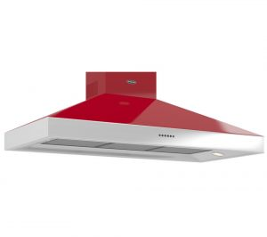Red Britannia Latour BTH120GR Chimney Hood Review