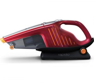 Watermelon Red Electrolux Rapido AG6106 Handheld Vacuum Cleaner Review