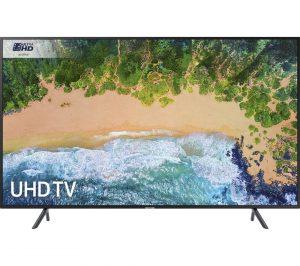 Samsung UE49NU7100 49 inch Smart 4K Ultra HD HDR LED TV Review
