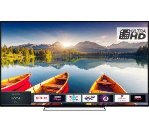 Toshiba 50U6863DB 50 inch Smart 4K Ultra HD HDR LED TV Review