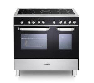 Black Kenwood CK408/1 Electric Ceramic Range Cooker Review