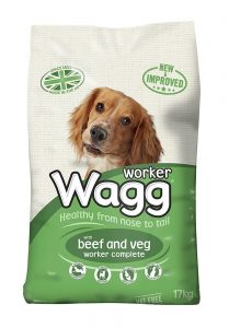Wagg Complete Worker with Beef and Veg Review