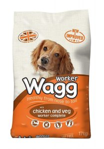 Wagg Complete Worker with Chicken and Veg Review