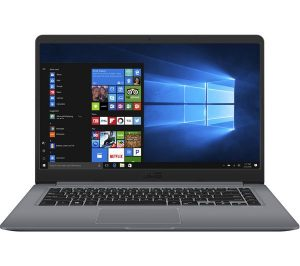 Grey Asus F510UA 15.6 inch Laptop Review