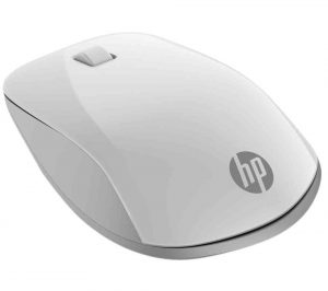White HP Z5000 Wireless Optical Mouse Review