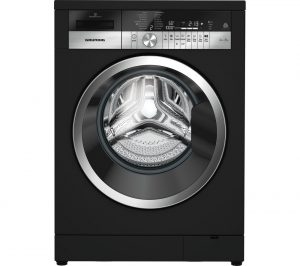 Black Grundig GWN49460CB Washing Machine Review