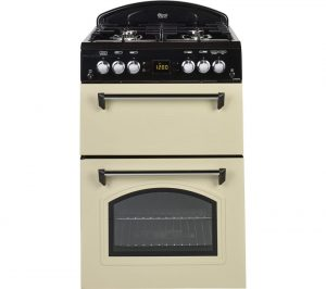 Cream and Black Leisure CLA60GAC 60 cm Gas Cooker Review