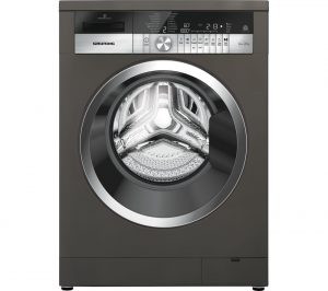 Graphite Grundig GWN48430CG Washing Machine Review