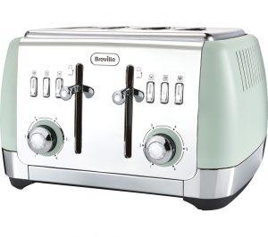Green Breville Strata VTT768 4-Slice Toaster Review