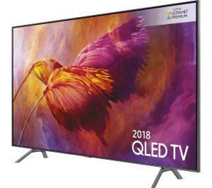 Samsung QE55Q8DNATXXU 55 inch Smart 4K Ultra HD HDR QLED TV Review