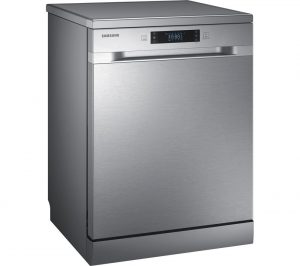 Stainless Steel Samsung DW60M6050FS Full-size Dishwasher Review