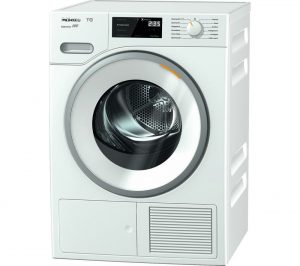 White Miele Eco TWF500WP Heat Pump Tumble Dryer Review