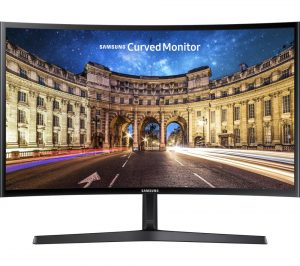 Black Samsung C27F398 Full HD 27 inch Curved LED Monitor Review