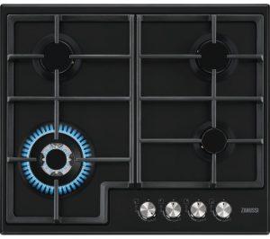Black Zanussi ZGH66424BB Gas Hob Review