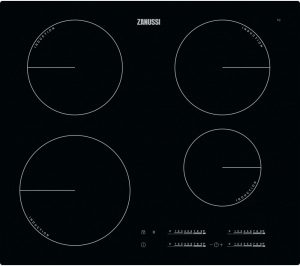 Black Zanussi ZIT6470CB Electric Induction Hob Review