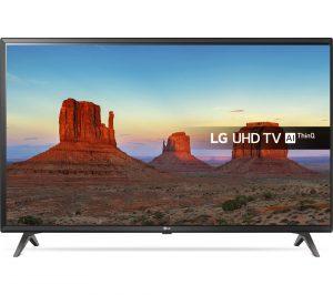 LG 43UK6300PLB 43 inch Smart 4K Ultra HD HDR LED TV Review