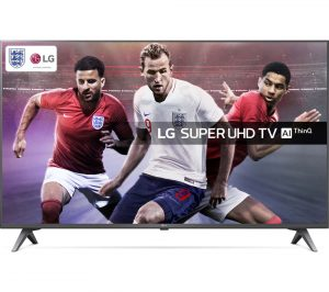 LG 49SK8000PLB 49 inch Smart 4K Ultra HD HDR LED TV Review