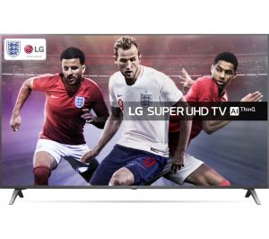 LG 55SK8000PLB 55 inch Smart 4K Ultra HD HDR LED TV Review