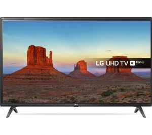 LG 65UK6300PLB 65 inch Smart 4K Ultra HD HDR LED TV Review