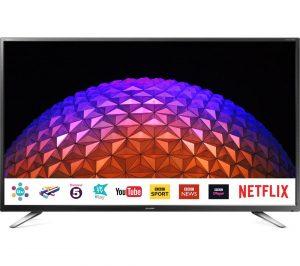 Sharp LC-32CHG6021KF 32 inch Smart LED TV Review