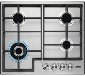 Stainless Steel Zanussi ZGH66424XX Gas Hob Review
