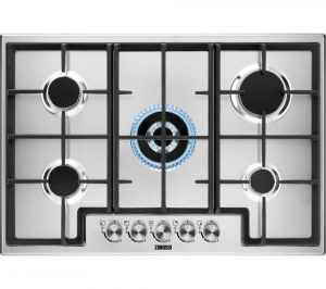 Stainless Steel Zanussi ZGH76524XX Gas Hob Review