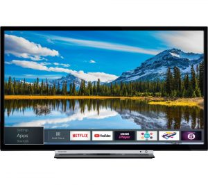 Toshiba 32L3863DB 32 inch Smart LED TV Review