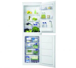 Zanussi ZBB27640SV Integrated Fridge Freezer Review