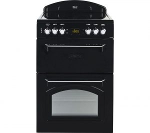 Black Leisure CLA60CEK 60 cm Electric Ceramic Cooker Review