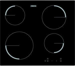 Black Zanussi ZEV6240FBA Electric Ceramic Hob Review