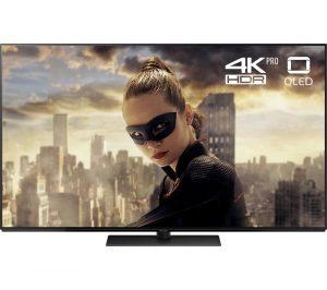 Panasonic TX-55FZ802B 55 inch Smart 4K Ultra HD HDR OLED TV Review