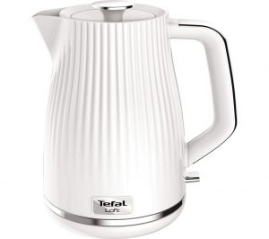Pure White Tefal Loft KO250140 Rapid Boil Traditional Kettle Review