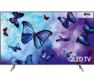 Samsung QE55Q6FNATXXU 55 inch Smart 4K Ultra HD HDR QLED TV Review
