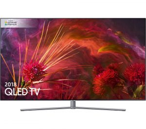 Samsung QE55Q8FNATXXU 55 inch Smart 4K Ultra HD HDR QLED TV Review