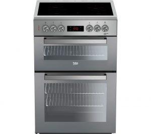 Silver Beko XDC663SM 60 cm Electric Cooker Review