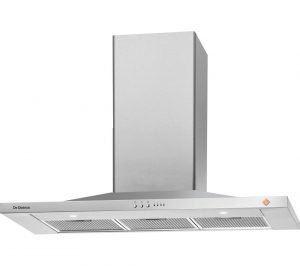 Stainless Steel De Dietrich DHP7912X Chimney Cooker Hood Review