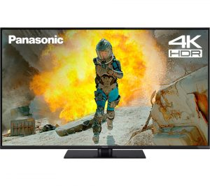 Panasonic TX-55FX555B 55 inch Smart 4K Ultra HD HDR LED TV Review