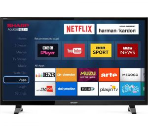 Sharp LC-40FI5012K 40 inch Smart LED TV Review